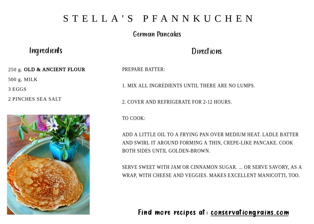Stella's Pfannkucken w photo (template)